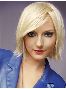 Good Short Straight Capless Synthetic Hair Synthetic Wigs