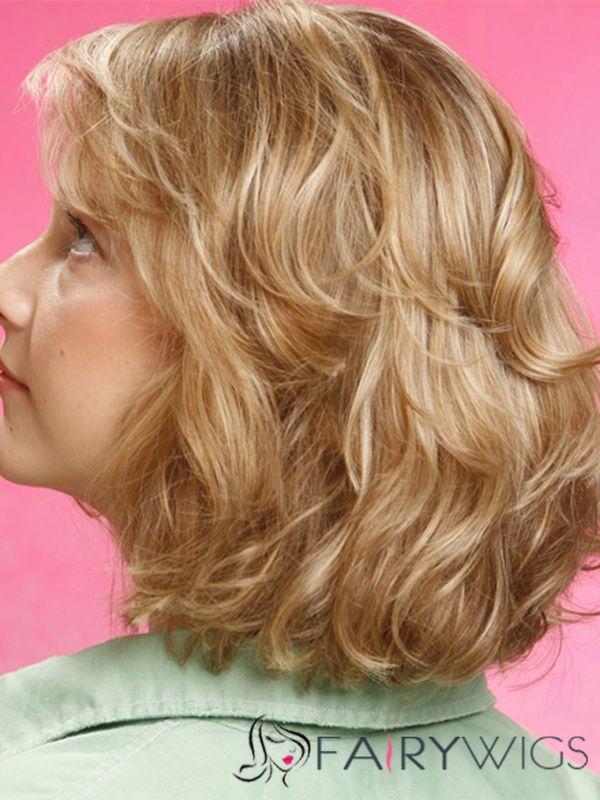 Фото стрижки для пушистых волос без укладки