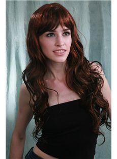 Style 22 Inch Wavy Kanekaron Synthetic Wigs