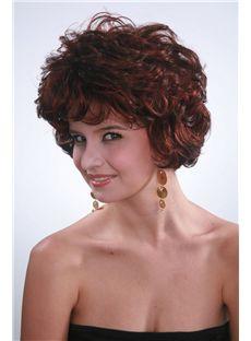 Shine 10 Inch Natural Wavy Kanekaron Synthetic Wigs