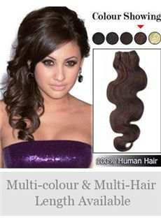 Cheap Human Hair Weave