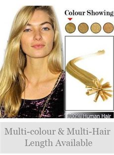 Best Selling 12'-30' 100% Human Hair Nail Tip Extensions