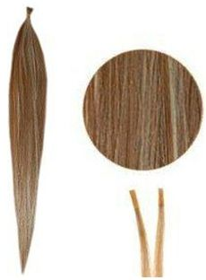 12'-30' Mixed Silky Straight Stick/I Tip Extensions