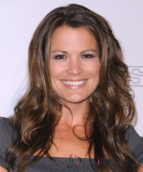 Melissa Claire Egan hairstyles