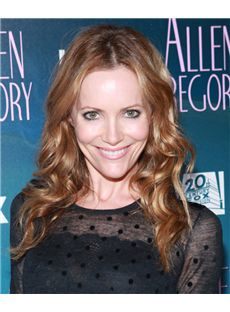 18 Inch Wavy Leslie Mann Full Lace 100% Human Wigs