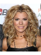 18 Inch Wavy Kimberly Perry Full Lace 100% Human Wigs