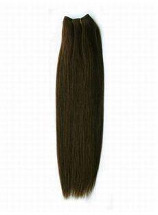 Easy Cheap 12'-30' Human Hair Weave Darkest Brown