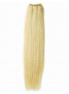 Bright 12'-30' Cheap Sandy Blonde Human Hair Weave
