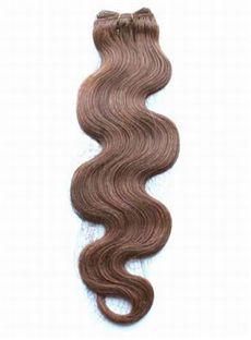 12'-30' Cheap Quality Wavy Auburn Human Hair Weave