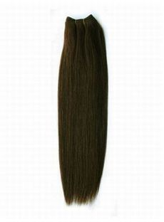 12'-30' Luxuriant Cheap Human Hair Weave Darkest Brown