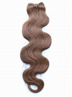 12'-30' Best Quality Auburn Wavy Human Hair Weave