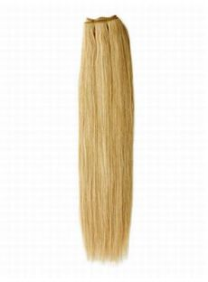 Longest 12'-30' Light Golden Brown Straight Human Hair Weave