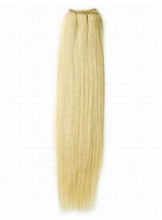 12'-30' Luxuriant Light Blonde Blonde Hair Weave