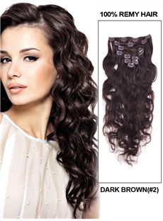 Indian Remy Hair Extension Wave Human Hair Extension