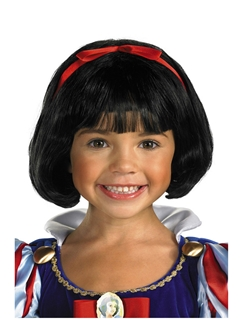 Snow White Costume Wig