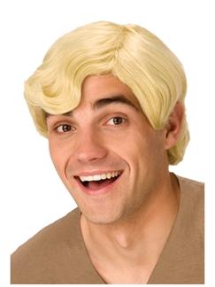 Deluxe Barney Rubble Wig