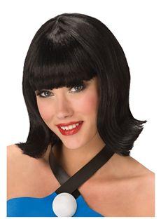 Deluxe Betty Rubble Wig