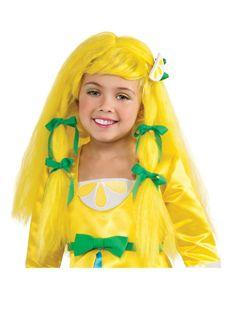 Lemon Meringue Wig