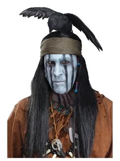 Native Warrior Wig