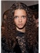 20 Inch Brown Curly Full Lace 100% Indian Remy Hair