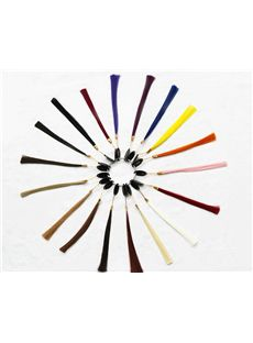 The Color Ring for Top Quality High Heated Fiber Wigs