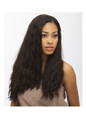 20 Inch Lace Front Straight Brown Top Quality High Heated Fiber Wigs
