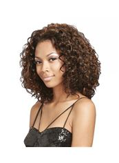 Wholesale 14 Inch Lace Front Curly Brown Top Quality High Heated Fiber Wigs