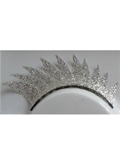 Natural Semi-Hand Made Lace Fake Eyelashes