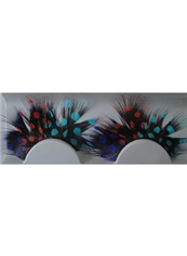 Best Hand Made Feather Fake Eyelashes