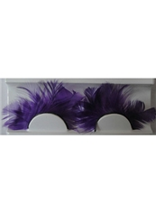 Wholesale Hand Made Feather False Eyelashes