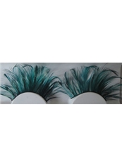 Hand Made Feather False Eyelashes