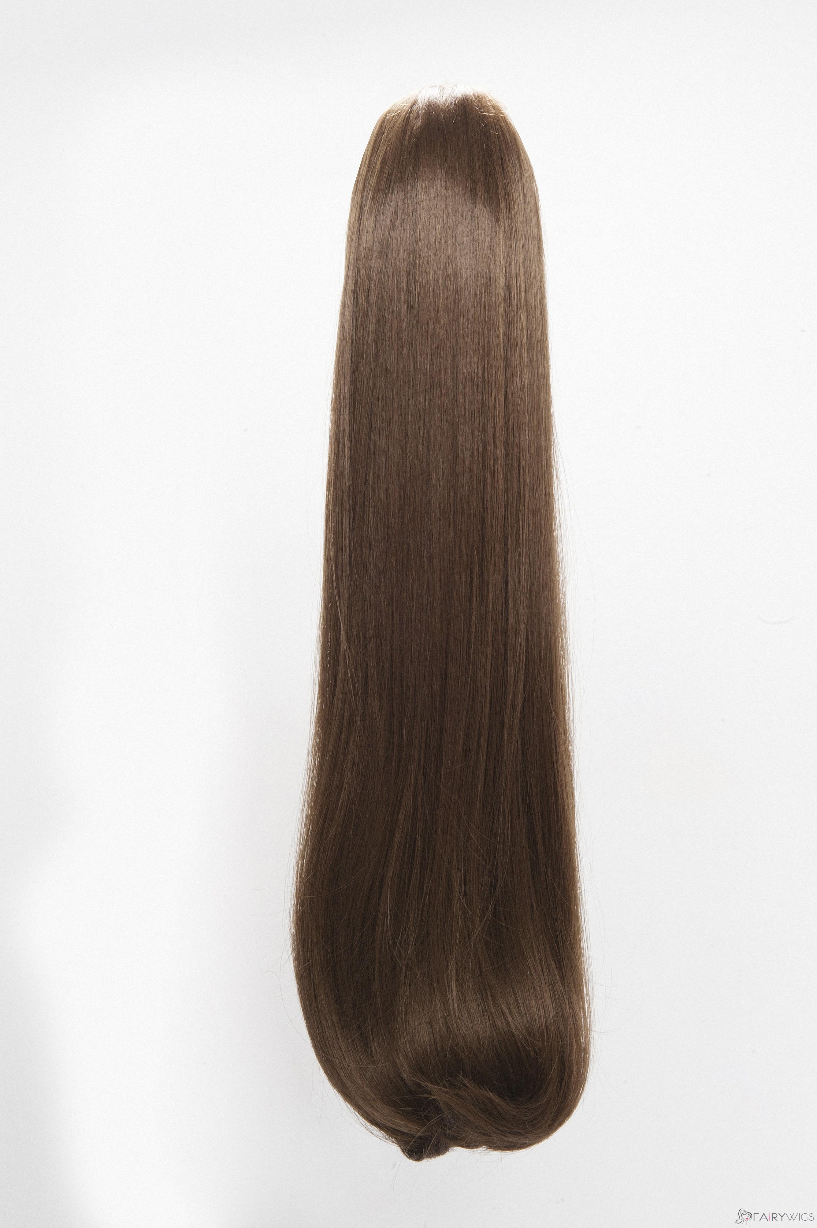 Hot 20 Inch Human Hair Claw Clip & Drawstring Ponytails
