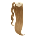 20 Inch Human Hair Claw Clip Ponytails