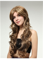 Graceful 26 Inch Capless Wave Synthetic Hair Long Wig
