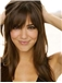 Youthful Capless Medium Straight Light Brown Human Hair Wigs