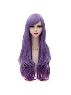 Noble Long Wave Purple Lolita Wig