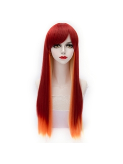 New Arrival Long Straight Synthetic Wigs