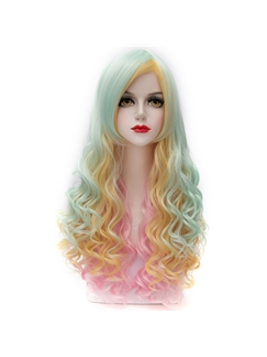 Long Wave Versatile Cosplay Wig 28 Inches