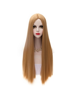 Fashionable Long Straight Lolita Wigs 24 Inches