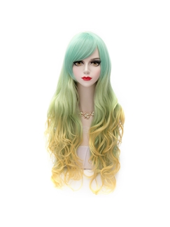 Modern Ombre Synthetic Hair Lolita Wig 30 Inches