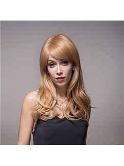 Newest Wave Style Remy Human Hair Hand Tied -Top Woman's Emmor Wigs